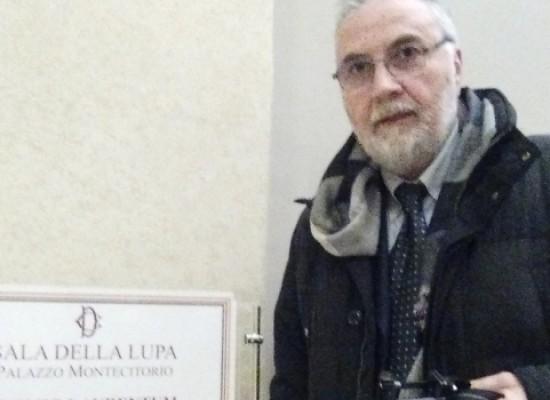 """A Montecitorio si è parlato """"biscegliese"""", premiato il poeta dialettale Demetrio Rigante"""