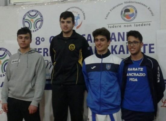 Karate: Fabrizio Papagni vince l'Open Internazionale di Campania