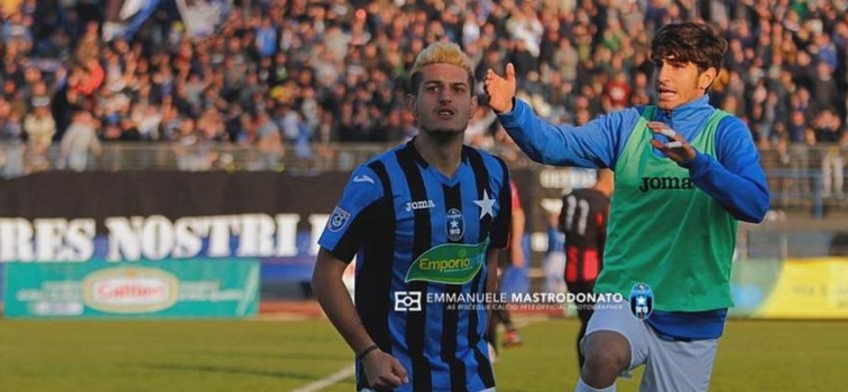 Bisceglie Calcio, testa al campo: domani la sfida ad Agropoli