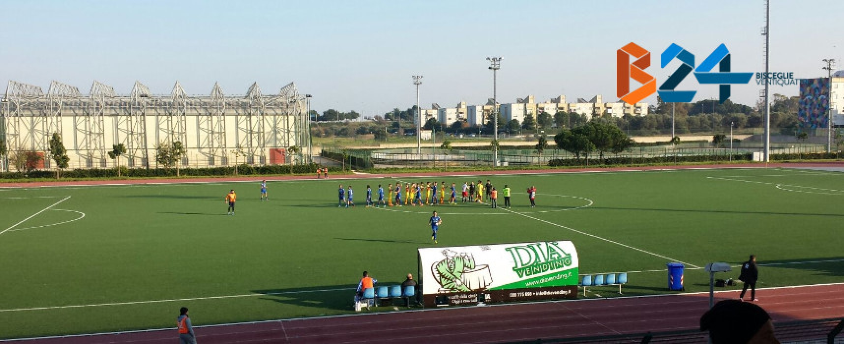 Unione Calcio, Bartoli, D'Ambrosio e Ventura mandano ko il Gallipoli