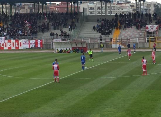 Unione Calcio, contro il Team Altamura arriva il sesto stop stagionale