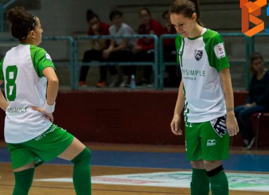 Cinquina della Lazio all'Arcadia, Futsal Bisceglie fermato sul pari dal Noci / CLASSIFICHE