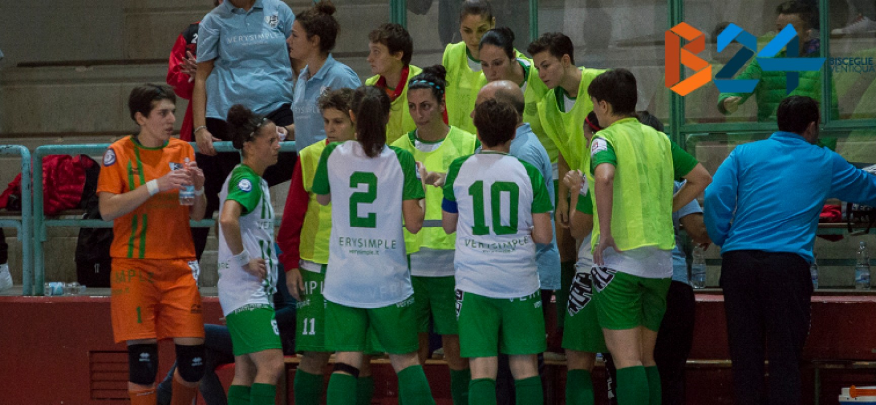 Serie A Elite femminile: Arcadia in finale playout contro la Thienese; in palio la salvezza