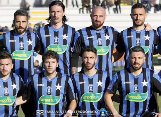Calcio, Bisceglie – Francavilla si giocherà sabato 25 marzo