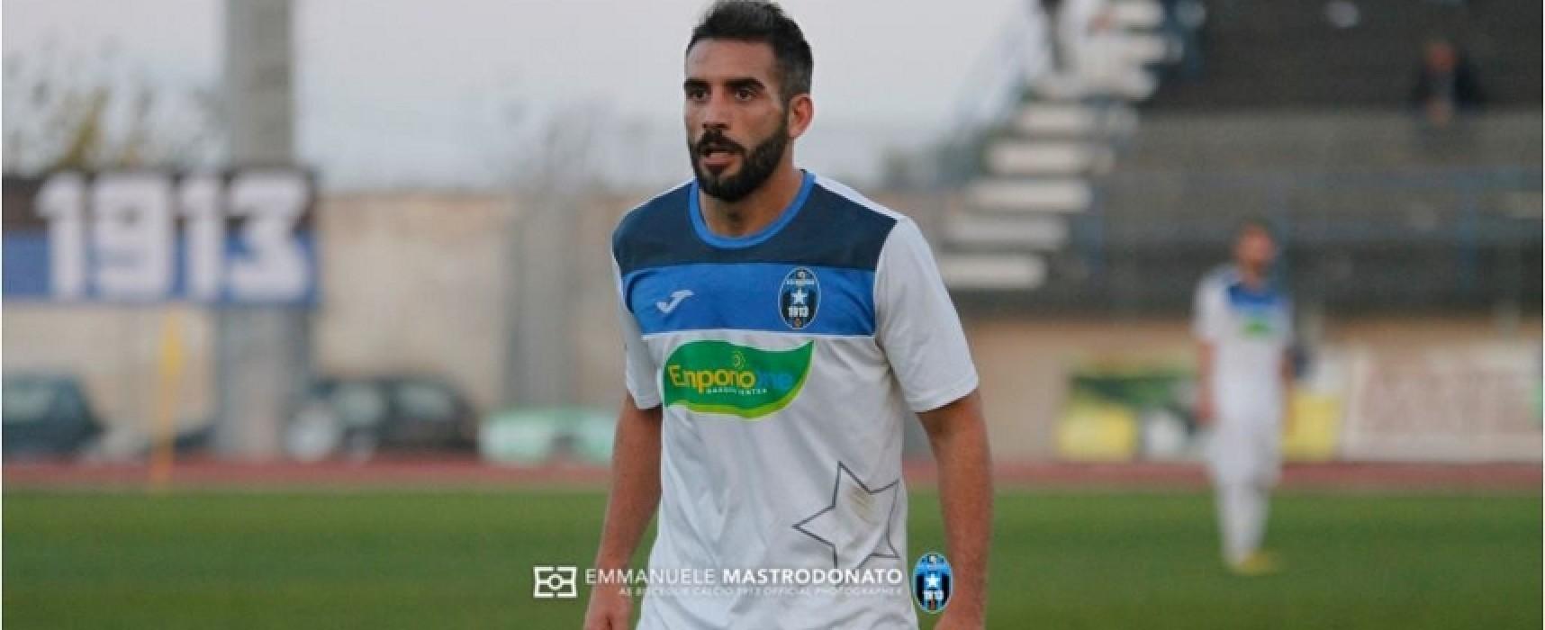 Montaldi fa impazzire il Ventura, il Bisceglie batte 1-0 il Gravina
