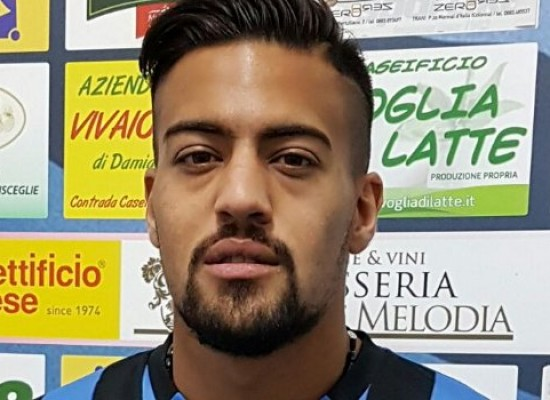 Calciomercato, è Mauro Cioffi il nuovo attaccante del Bisceglie Calcio