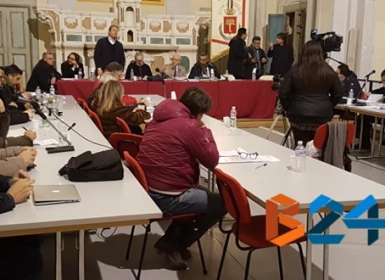 Consiglio comunale: confermate le aliquote Tasi, Imu e Irpef