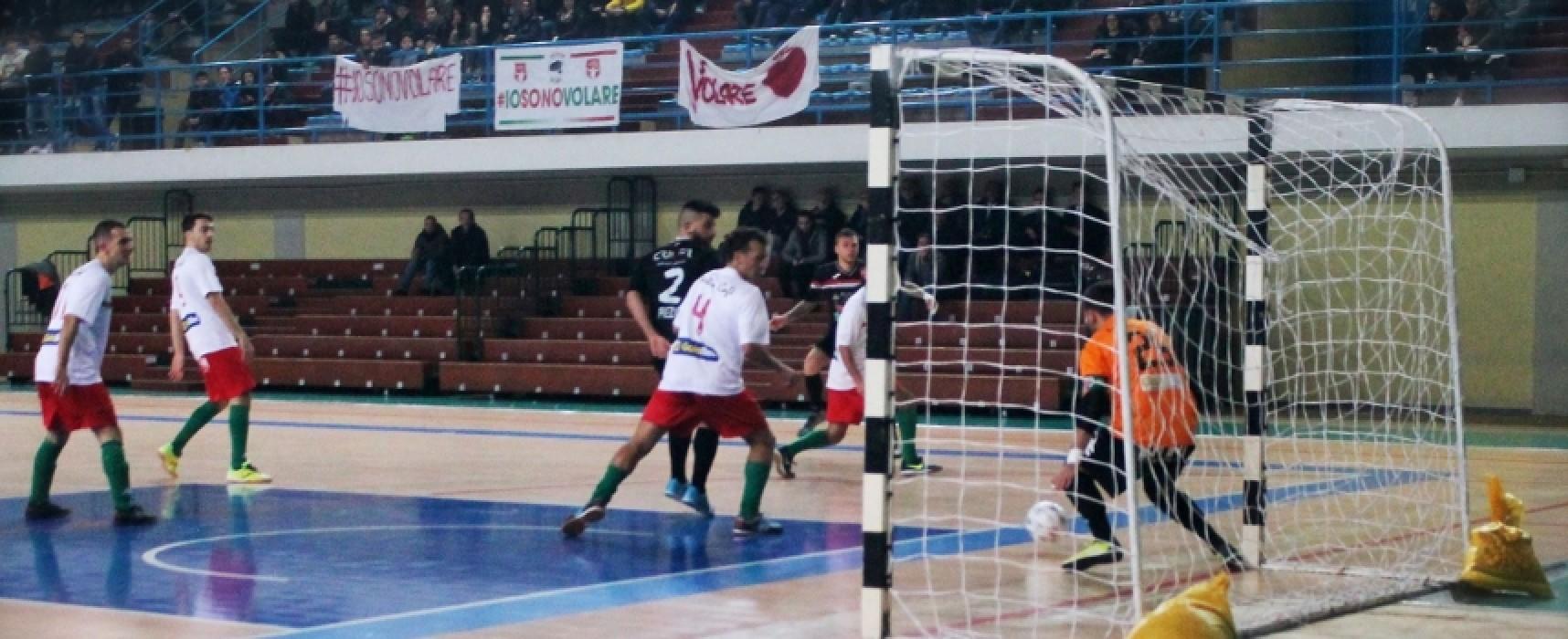 Futsal, finale Coppa Italia C1: il sogno della Diaz si infrange in finale