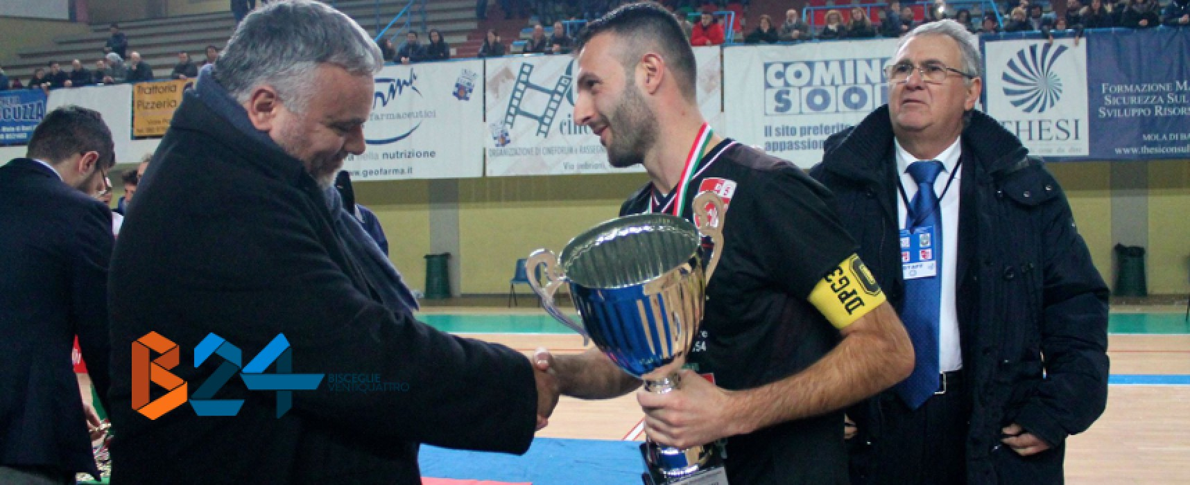 Futsal: finale Coppa Italia C1, Volare Polignano-Diaz 4-0 / VIDEO HIGHLIGHTS