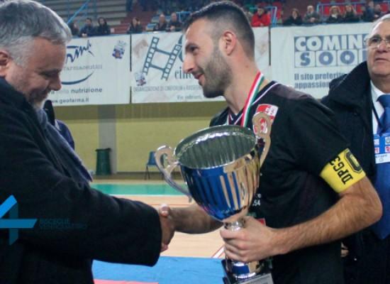 Futsal: finale Coppa Italia C1, Volare Polignano-Diaz 4-0 / VIDEO HIGHLIGHTS