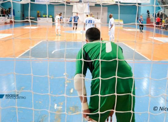 Stasera Futsal Bisceglie-Diaz, test amichevole per ritrovare la condizione