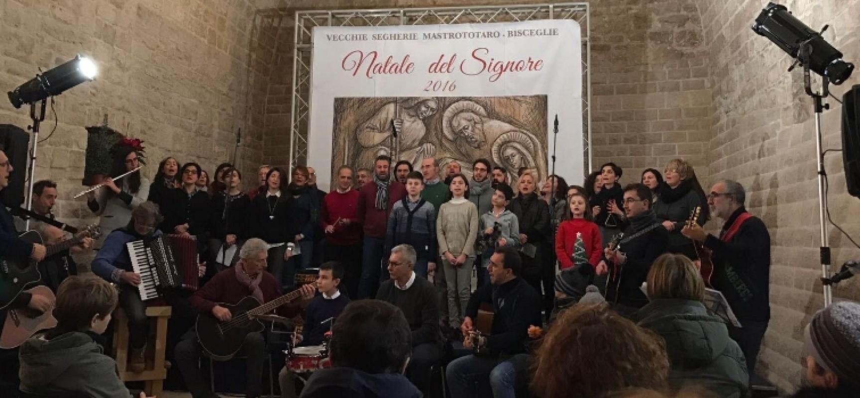 """La """"Santa Allegrezza"""" ritorna al Mondadori Bookstore con gli Happy Singers"""