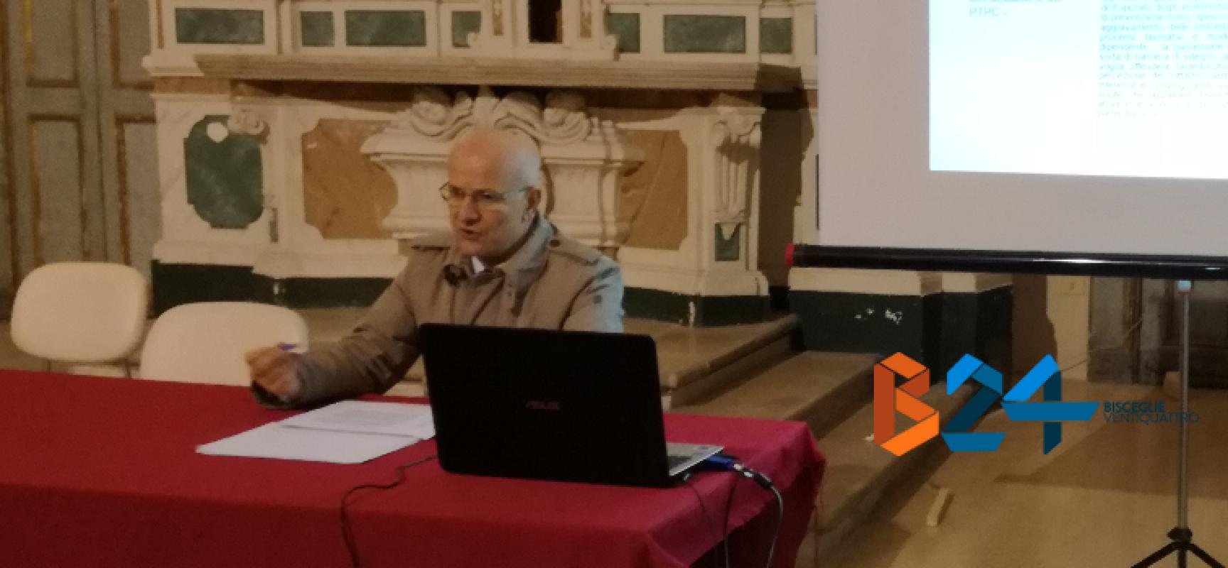 Giornata della trasparenza, pochi presenti a Santa Croce. Illustrato il nuovo accesso civico