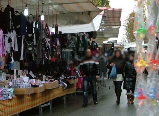 Mercato straordinario nel quartiere san Pietro / DETTAGLI