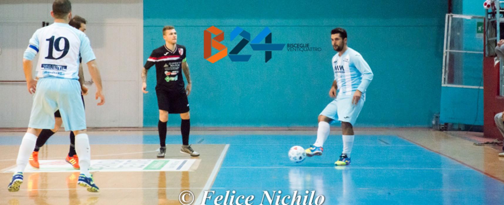 Futsal, Serie C1: battuta d'arresto per il Nettuno, pari esterno per la Diaz / RISULTATI e CLASSIFICA
