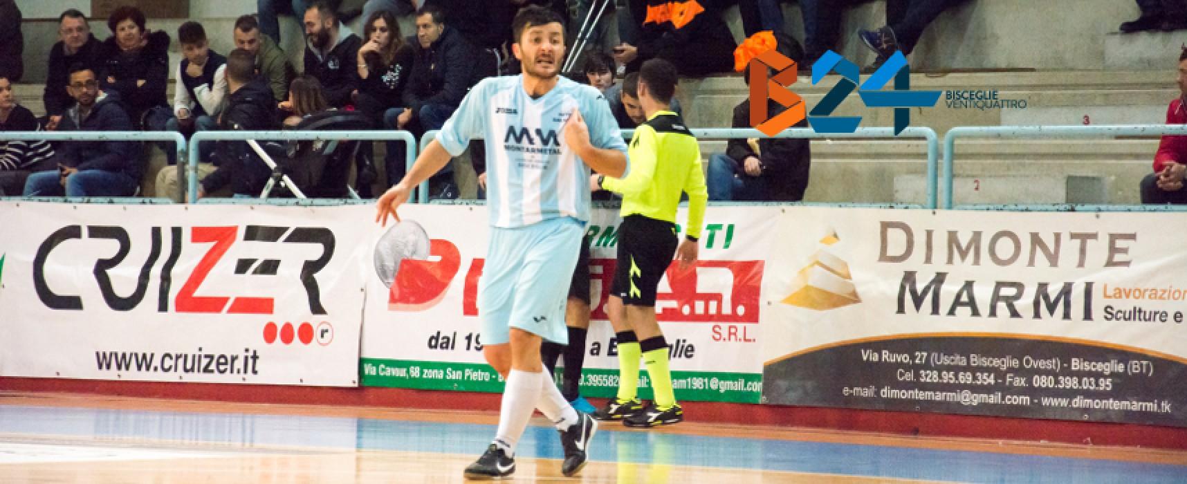Futsal, Serie C1: Diaz e Nettuno centrano i primi successi esterni in campionato / RISULTATI e CLASSIFICA
