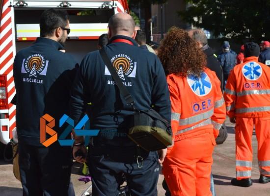 Il 2016 dell'Oer Bisceglie, tra attività di pronto soccorso e protezione civile
