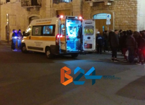 Ragazzo accoltellato in pieno centro, uomo condotto in caserma dai carabinieri