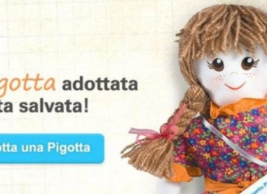 """Le """"Pigotte"""" Unicef in piazza san Francesco per la raccolta fondi"""