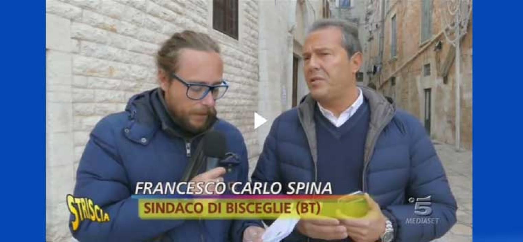 Andato in onda l'atteso servizio di Pinuccio su Striscia la Notizia, eccolo