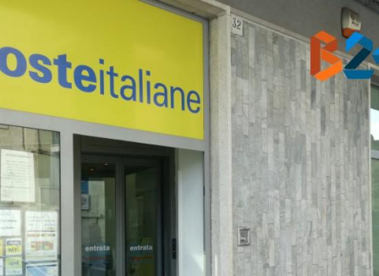 Ufficio Postale di via Gramsci chiuso per lavori