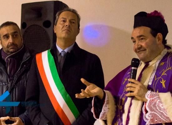 """Inaugurato il parco """"don Peppino Di Buduo"""" nel quartiere Sant'Andrea / FOTO"""