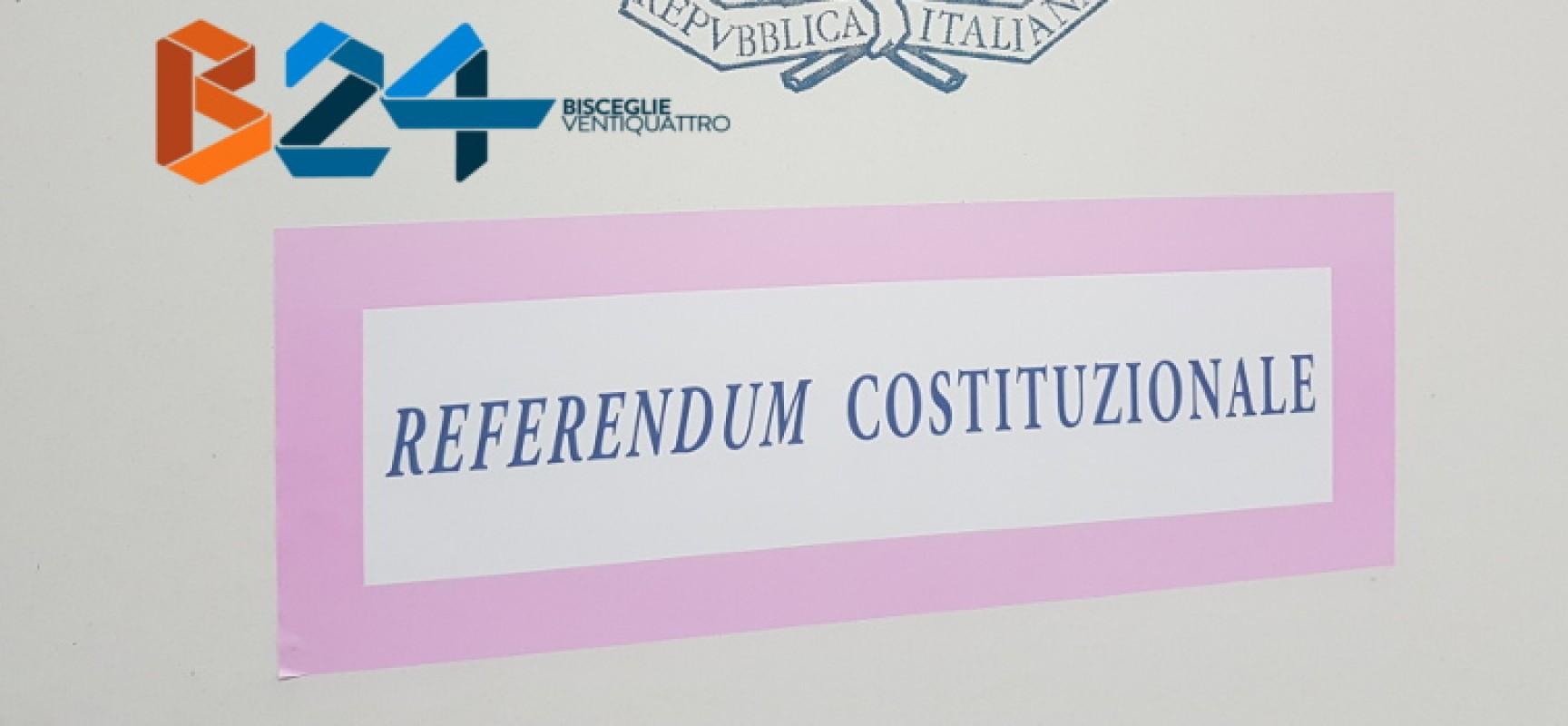 Referendum costituzionale 2016: i risultati in tempo reale