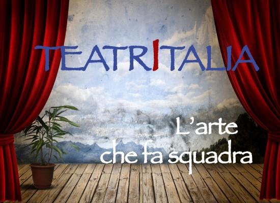 """CompagniAurea presenta """"TeatrItalia, l'arte che fa squadra"""""""