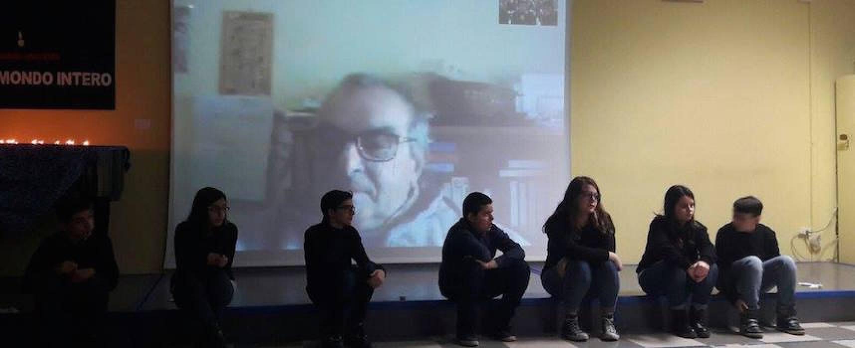 Giornata della Memoria, una settimana di eventi alla Monterisi per non dimenticare il passato