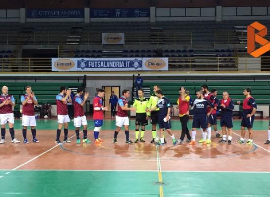 Futsal serie C1: Nettuno soccombe ad Andria / RISULTATI E CLASSIFICA