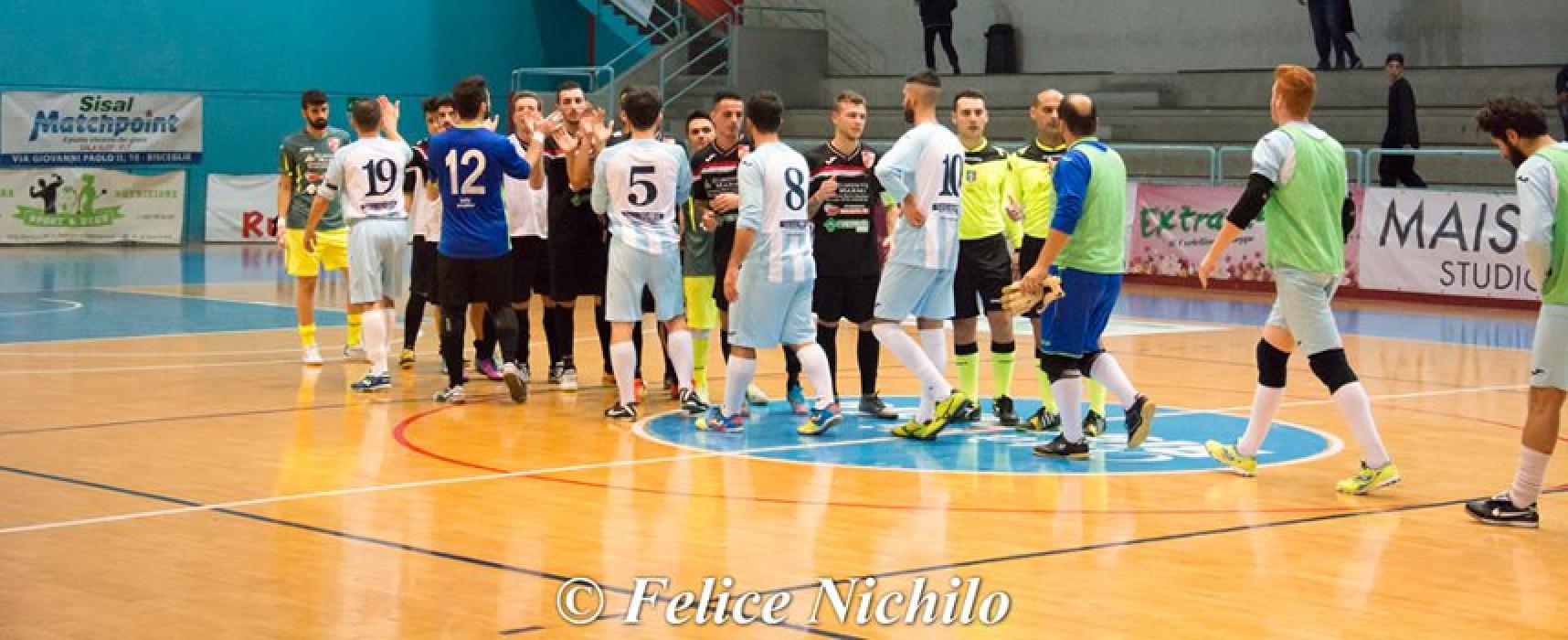 Futsal, Serie C1: domani due autentici scontri salvezza per Diaz e Nettuno
