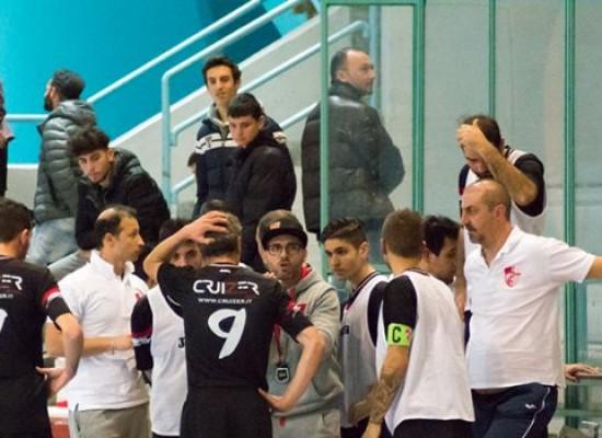 Futsal serie C1:  impegni casalinghi per Diaz e Nettuno