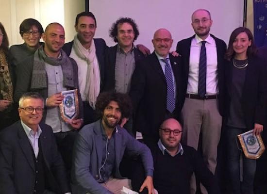 """Giro di boa dell'anno rotariano, il presidente Mauro Pedone: """"Raggiunti tutti gli obiettivi preposti"""""""