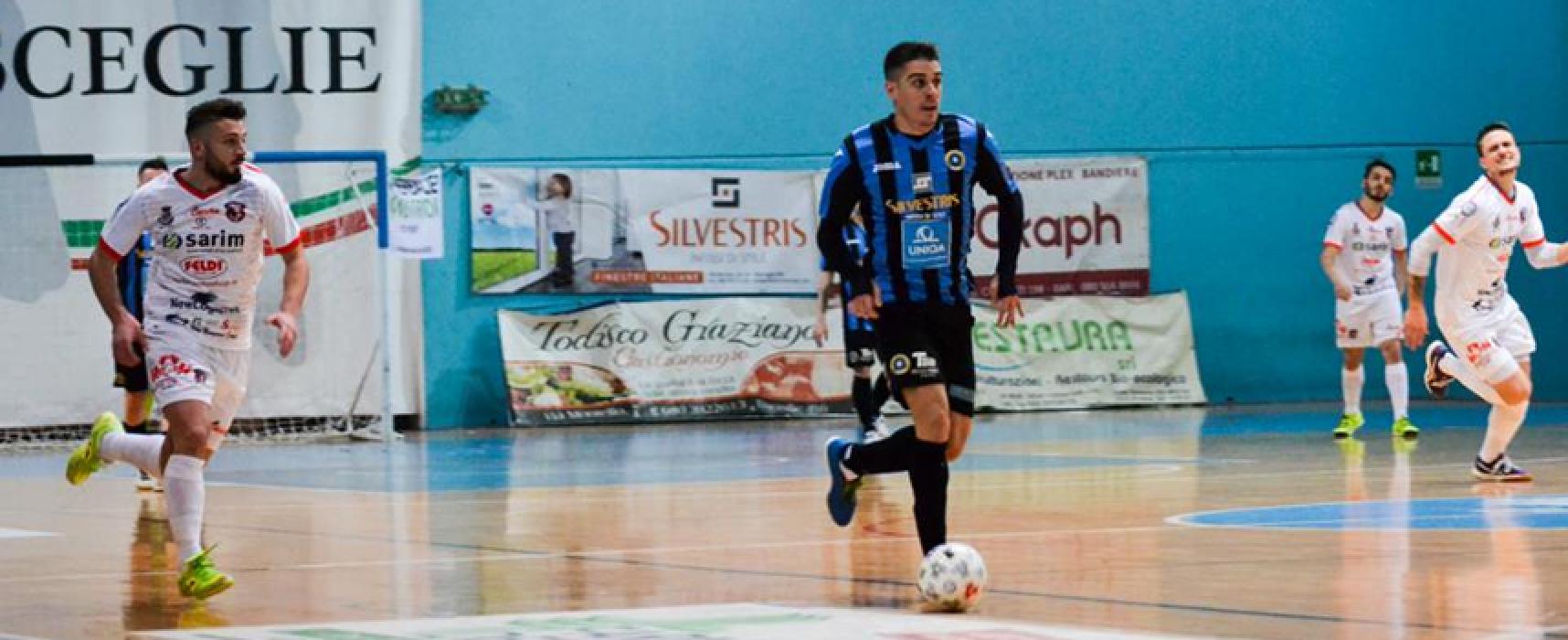 Calcio a 5 mercato: l'ex Futsal Bisceglie Ortiz approda in Belgio