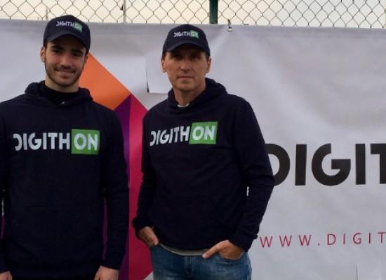 DigithON, il tennista  Andrea Pellegrino testimonial dell'edizione 2017: date ed anticipazioni