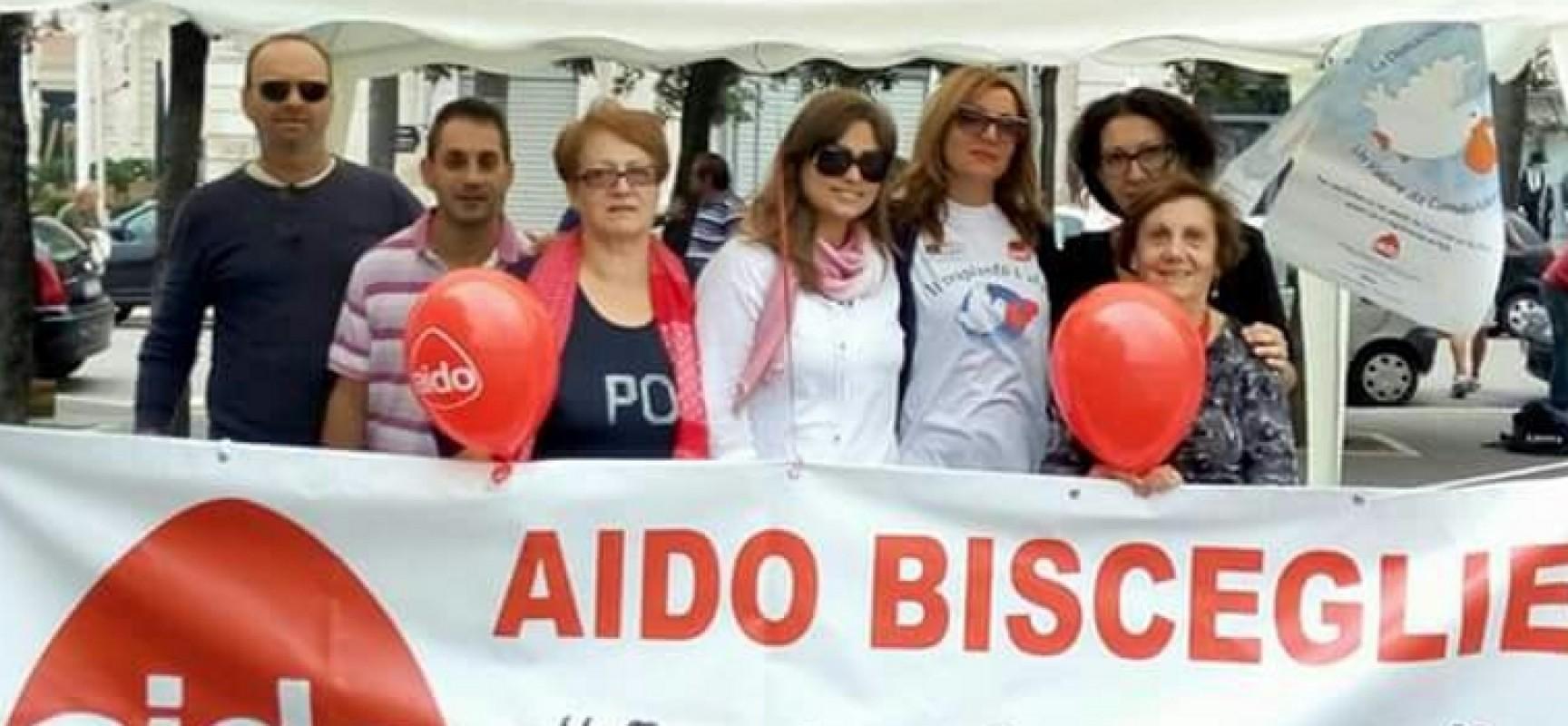 Aido Bisceglie, convocata assemblea elettiva per il quadriennio 2020/2024