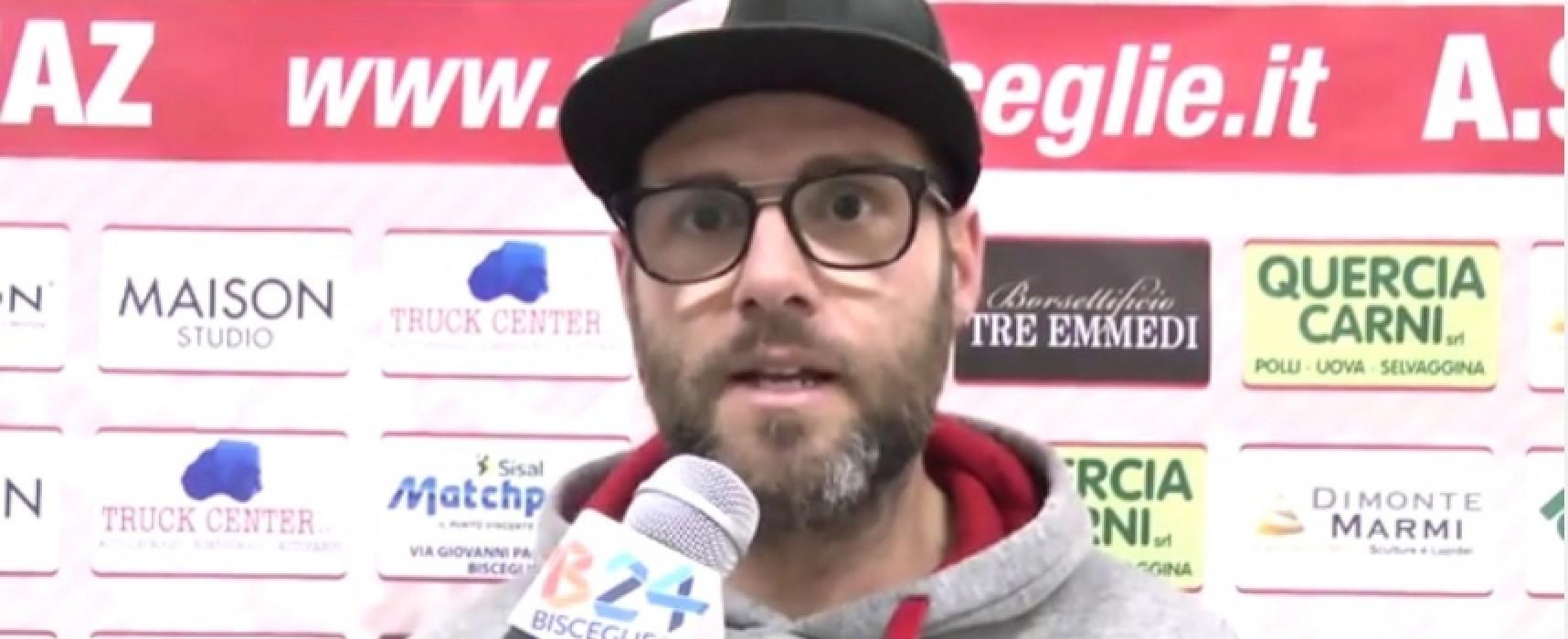 """Diaz, Di Pinto: """"Ci siamo riposati nel girone d'andata, adesso servono risultati"""" / VIDEO"""