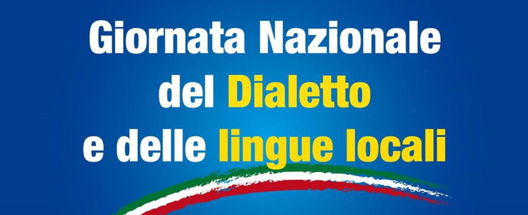 """Giornata nazionale del dialetto, """"La Canigghie"""" e Pro Loco insieme per l'edizione 2017 / PROGRAMMA"""