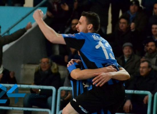 FINALE: Sammichele-Futsal Bisceglie 1-1