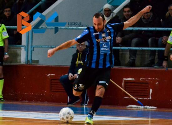 Finale: Futsal Bisceglie-Cristian Barletta 1-1