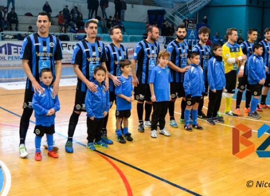Recupero Borussia Policoro-Futsal Bisceglie / DATA e ORA