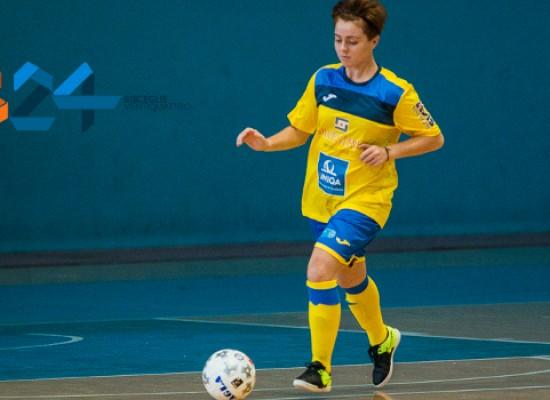 Futsal Bisceglie Femminile, al PalaDolmen c'è il big match con il Real Sandos