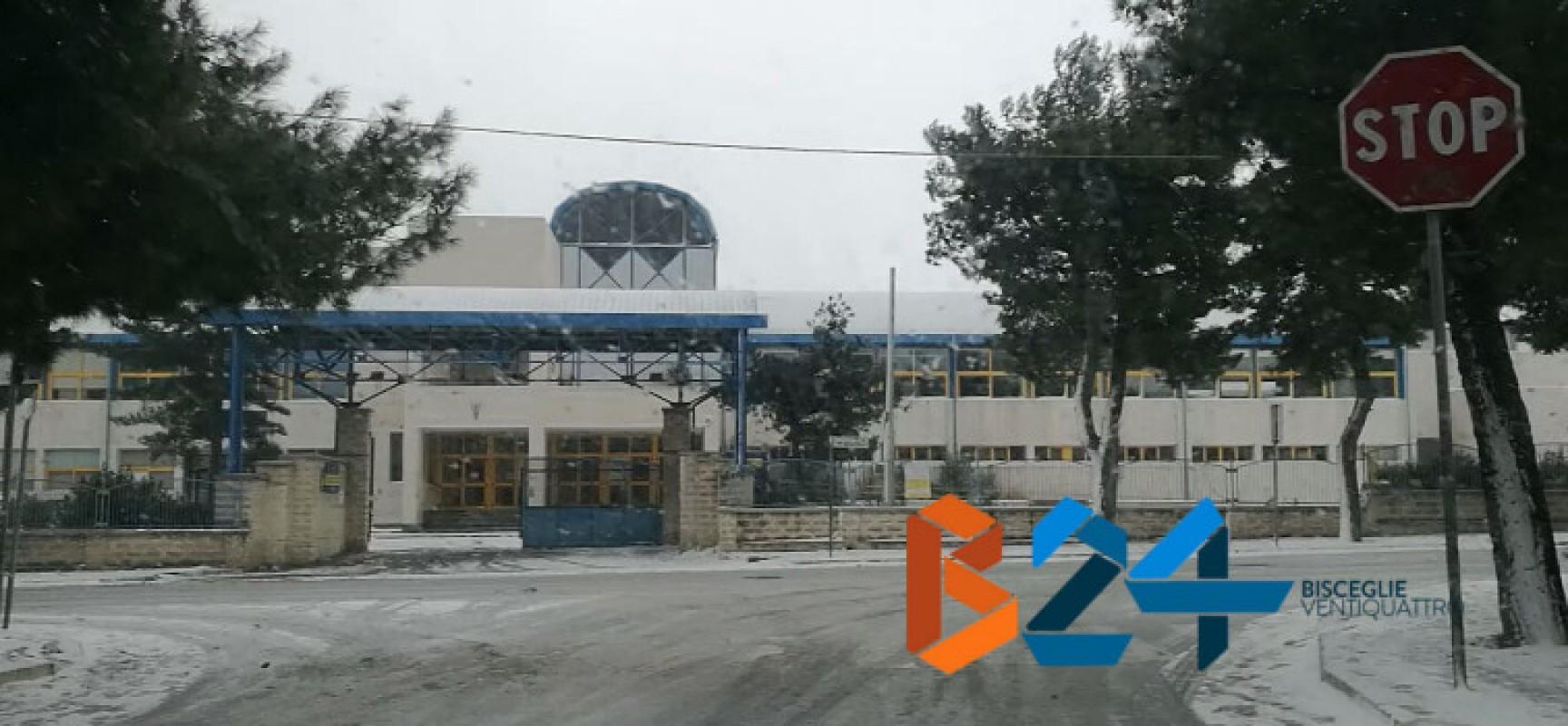 Maltempo e neve, scuole chiuse anche domani 11 gennaio