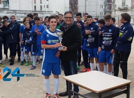 """Calcio giovanile: venerdì 6 gennaio la sesta edizione del """"Memorial Lucio Palazzo"""""""