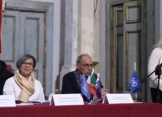 Unesco Bisceglie, Pinuccio Rana nominato socio onorario