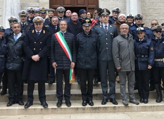 Ieri era la festa della Polizia Municipale, il bilancio 2016: multe in aumento / FOTO