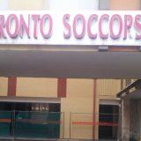 Incidente tra auto e scooter in zona Crosta, 62enne biscegliese al pronto soccorso