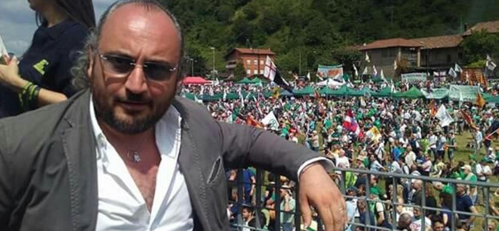 Rocco Prete nominato vicesegretario provinciale della Lega