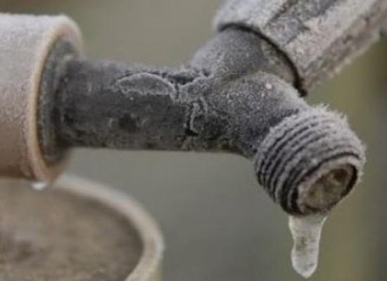 Emergenza gelo, le istruzioni di Acquedotto Pugliese in caso di rotture a contatore e tubature