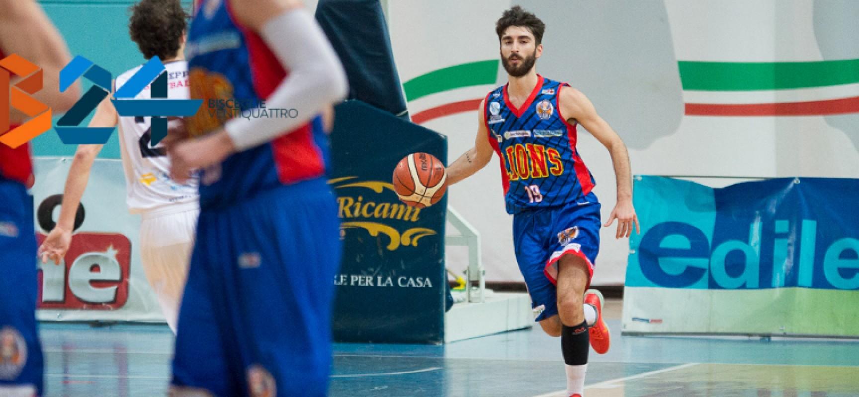 Basket, i Lions ko a Palestrina: mercoledì la decisiva gara 5 al PalaDolmen